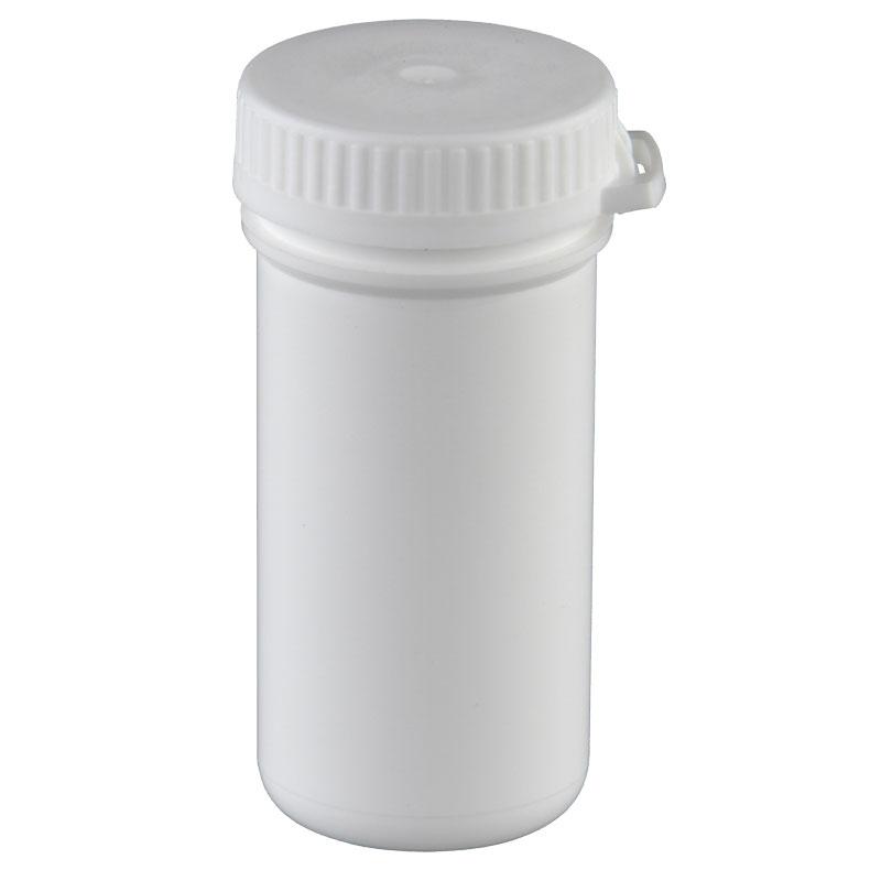 10 Pharmaceutical capsule boxes size M, 50 ml, 35 x 70 mm, white