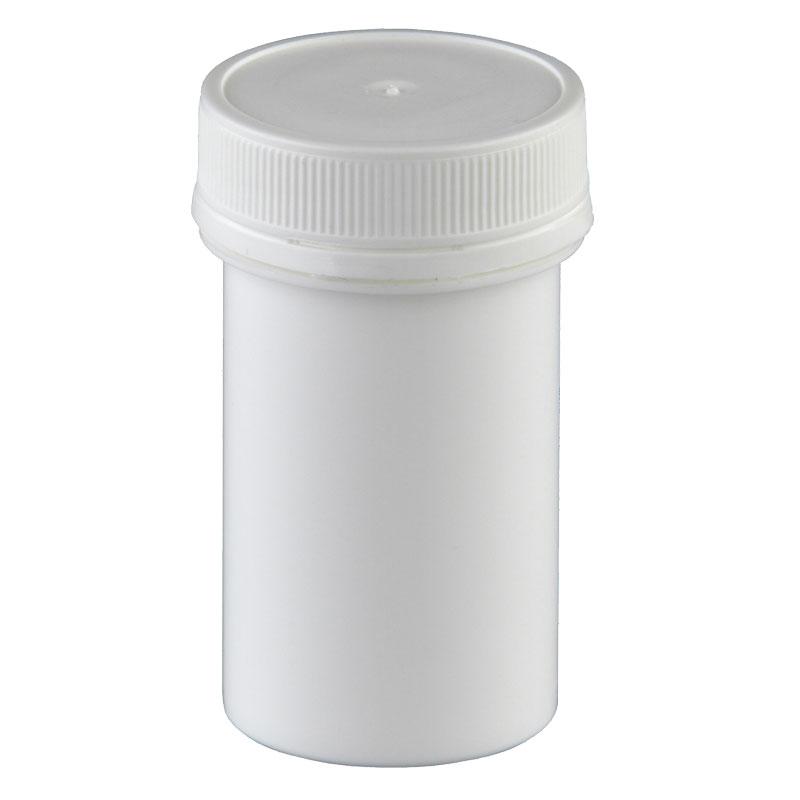 10 Pharmaceutical capsule boxes size S, 25 ml, 25 x 50 mm, white