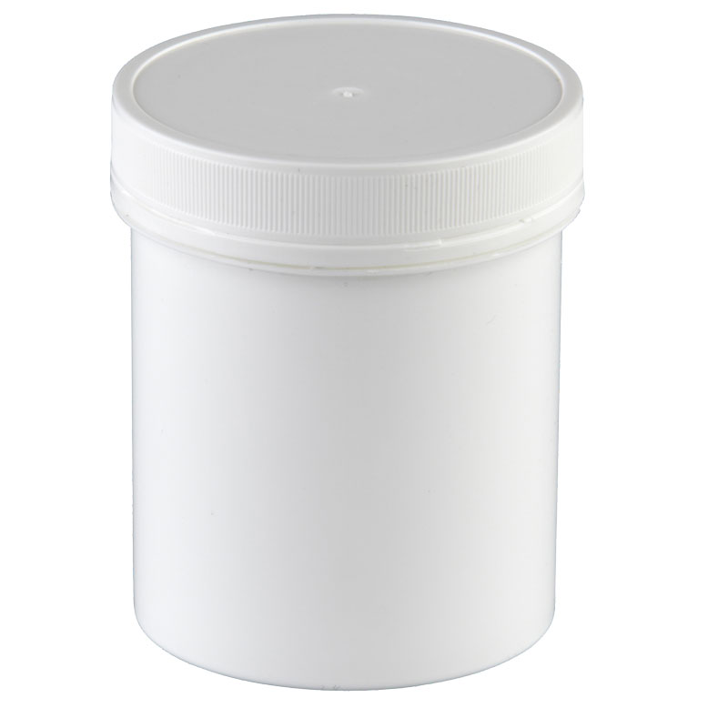 5 Pharmaceutical capsule boxes size XL, 250 ml, 65 x 85 mm, white